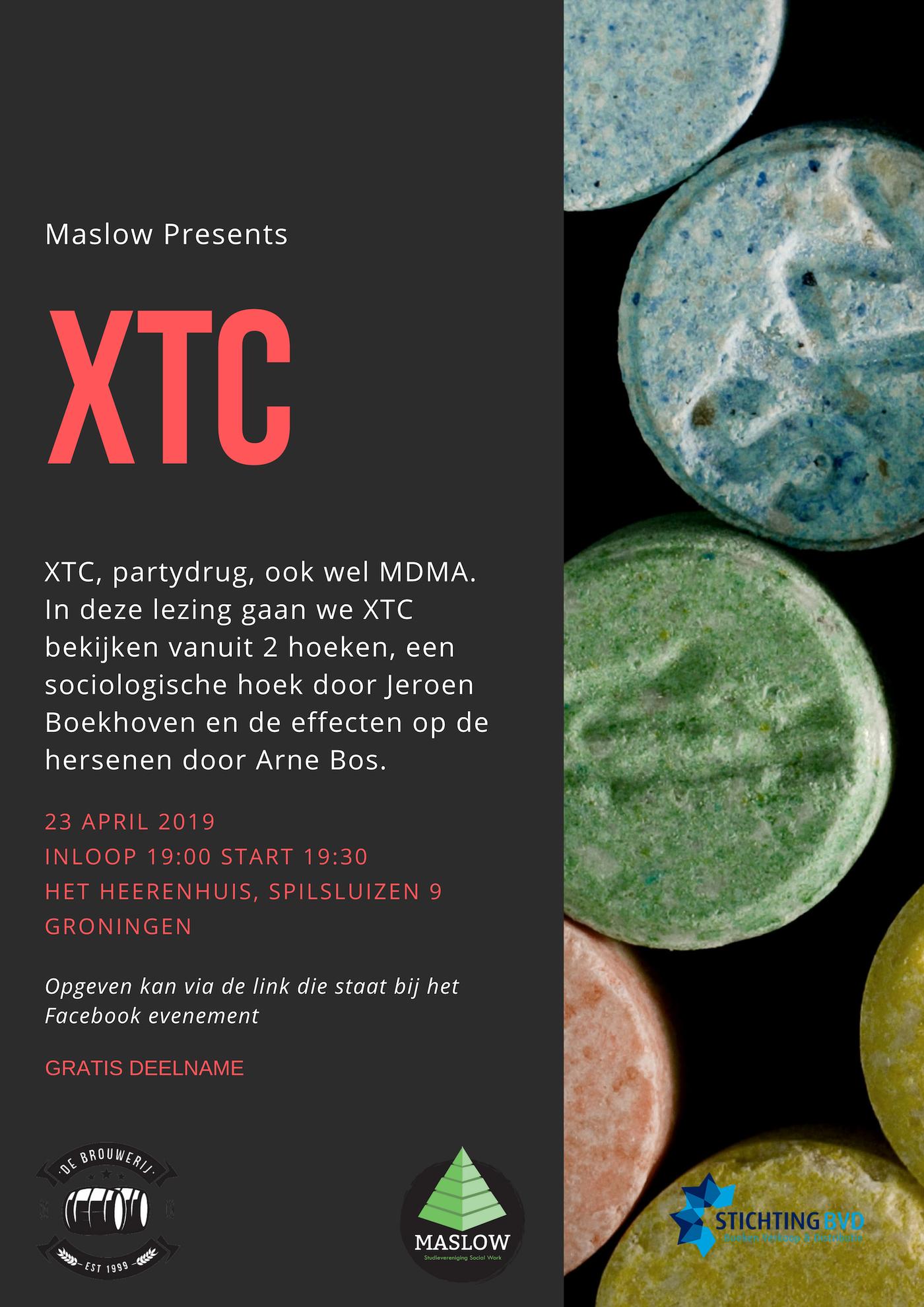 Lezing: XTC