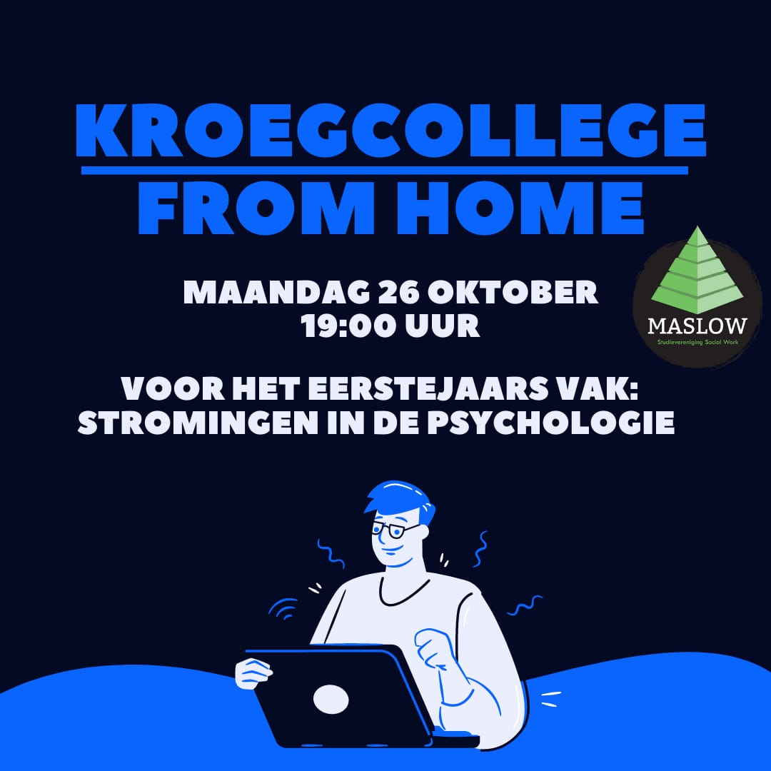 Kroegcollege from home